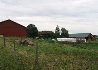 Hillersjö stone - Image: Snåttsta