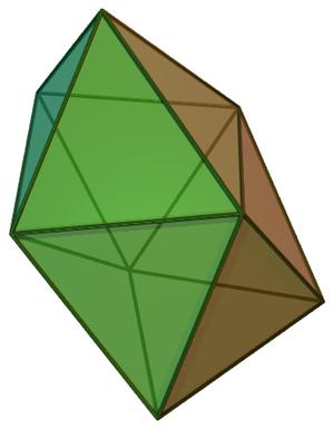 Boranes - Image: Snub disphenoid