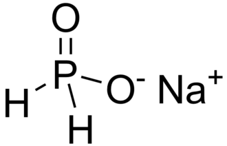 Phosphinate - Sodium hypophosphite