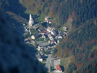 Solčava - Image: Solčava