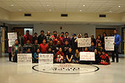 Students of University of South Carolina