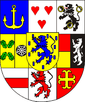 Coat of arms of Solms-Hohensolms-Lich