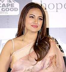 Sonakshi Sinha at the trailer launch of her film 'Mission Mangal'.jpg