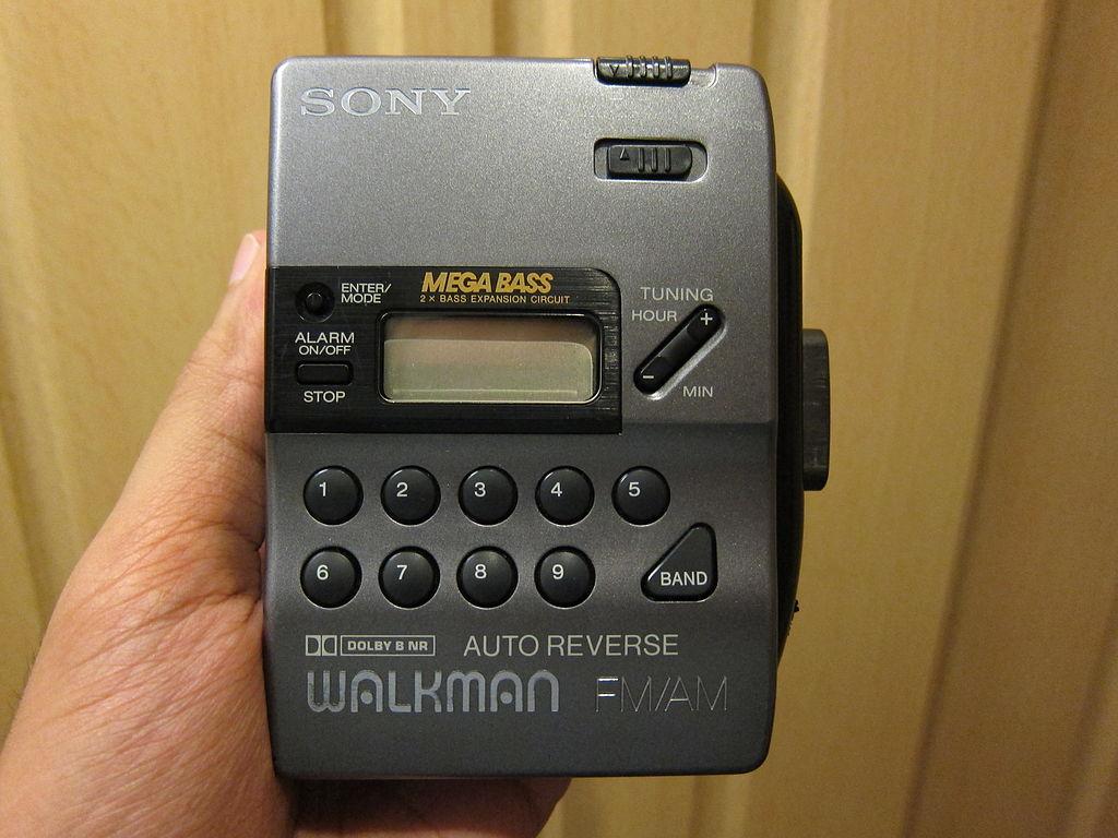 File Sony Walkman Fm Am Auto Reverse With Megabass 01