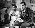 Sophia Loren & Gérard Oury — La donna del fiume (1954).jpg