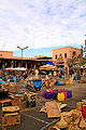 Souq in Morocco before Opening 2009 LL.JPG