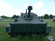 Soviet PT-76 model2 1