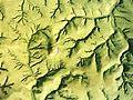 Soya Hill Periglacial Landforms Aerial Photograph.JPG