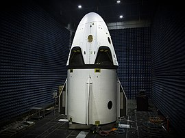 SpaceX Dragon v2 Pad Abort Vehicle (16661791299)