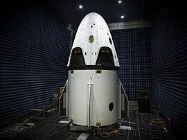 SpaceX Dragon v2 Pad Abort Vehicle (16661791299).jpg