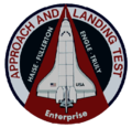 Space Shuttle Enterprise logo.png