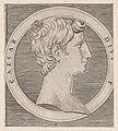 Speculum Romanae Magnificentiae- Octavian (Augustus), from The Twelve Caesars MET DP870058.jpg