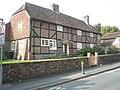 Splendid cottages in Bank Street - geograph.org.uk - 1514558.jpg