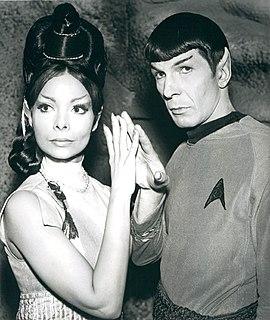 Vulcan (<i>Star Trek</i>) Fictional extraterrestrial species in Star Trek