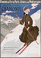 Sports d'hiver Chamonix (Mont-Blanc), by Jules Abel Faivre.jpg
