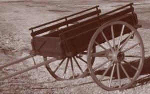 Sprung cart - Image: Spring cart