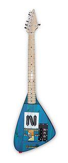 Springtime (guitar) experimental electric guitar created by Yuri Landman