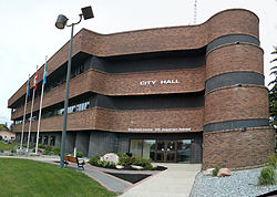 Spruce Grove City Hall