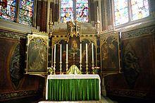 Altar in the Catholic Church - Wikipedia