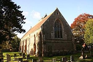 Spridlington - St Hilary's Church, Spridlington