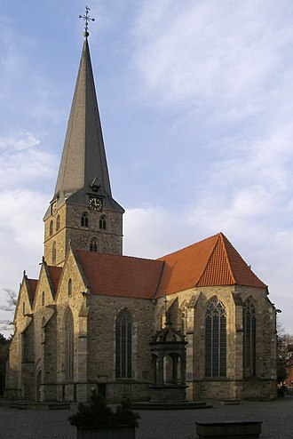 Herford - Saint John's Church