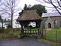 St.Mary's Church, Dallinghoo Lych Gate - geograph.org.uk - 1126732.jpg