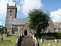 St. Bartholomew's church, Yealmpton (2) - geograph.org.uk - 1420127.jpg