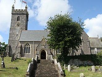 Yealmpton - Image: St. Bartholomew's church, Yealmpton (2) geograph.org.uk 1420127