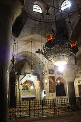St. Helena's Chapel, Holy Sepulchre 2010 2.jpg