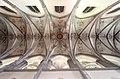St. Kornelius Kornelimünster; Gewölbe Mittelschiff a.jpg