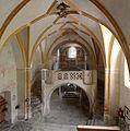 St. Nikolauskirche Matrei in Osttirol - Altäre von der Empore a.jpg