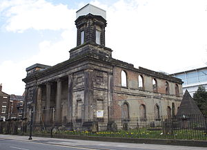 Grade II* listed buildings in Liverpool – City Centre - Image: St Andrews OM