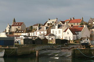 St Monans Human settlement in Scotland