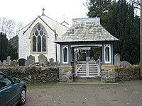 St Catherine's Parish Church (C of I) Killead - geograph.org.uk - 115746.jpg