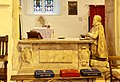 St Mary, Sellindge, Kent - Tomb chest (geograph 2069654).jpg