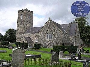 Castlecaulfield - St Michael's Church of Ireland