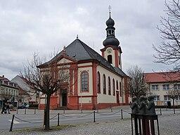 St Pankratius Schwetzingen