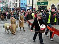 St Patrick's Day, Omagh 2010 (56) - geograph.org.uk - 1757814.jpg