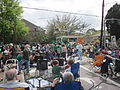 St Pats Parade Day Metairie 2012 Parade A2.JPG
