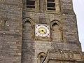 St Peter's Church, Heversham, Clock - geograph.org.uk - 1246735.jpg