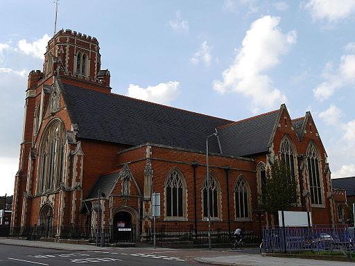 image of St. Thomas church