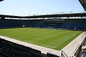 MDCC-Arena - Image: Stadion Magdeburg