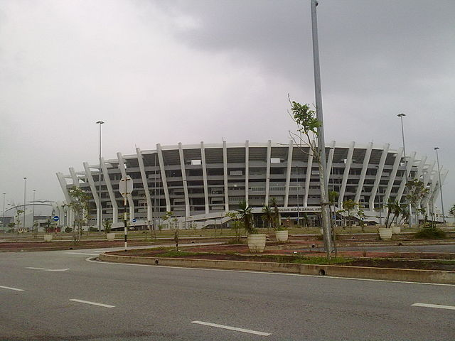 Sultan Mizan Zainal Abidin Stadium