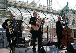 Wienerlied - Trio Wien, Stadt.Fest.Wien 2009