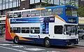 Stagecoach bus 16731 Volvo Olympian Alexander RL N731 LTN in Stockton 5 May 2009 pic 2.JPG