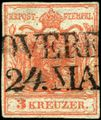 Stamp Austria 1850 3kr.jpg