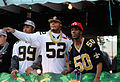 Stanley Arnoux Jonathan Casillas Marvin Mitchell Saints parade.jpg