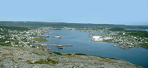 St. Anthony, Newfoundland and Labrador - Image: Stanthony 071904