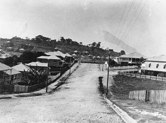Grange, Queensland - New homes in the Brisbane suburb of The Grange, 1929