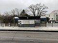 Station Tramway IdF Ligne 6 Mairie Vélizy - Vélizy-Villacoublay (FR78) - 2021-01-03 - 6.jpg